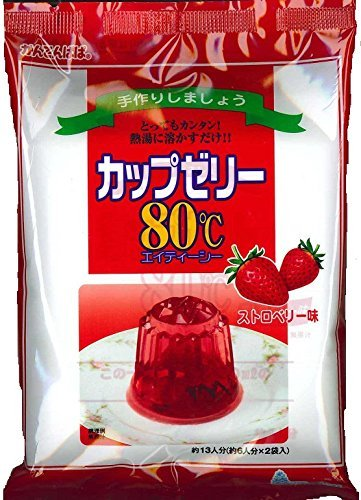 Viewpoint Papa cup jelly Strawberry 100gX2 bags about 6 servings x2 bags by Viewpoint Papa