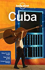 #1 best-selling guide to Cuba *        Lonely Planet Cuba is your passport to the most relevant, up-to-date advice on what to see and skip, and what hidden discoveries await you. Take a drive along Havana's Malecon, soak up the live mu...