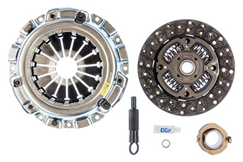 EXEDY Racing Clutch 10812 Stage 1 Organic Clutch Kit Ductile Casting 240mm 23T/26.2mm Spline Stage 1 Organic Clutch Kit