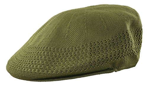 Green Cappello - Cappello Men's Mesh Ivy Cap Green (L/xl)