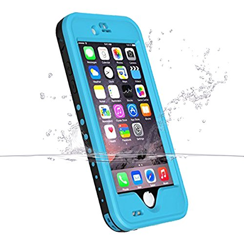 iPhone 6 Waterproof Case, iThrough Waterproof Case for iPhone 6, iPhone 6S,...