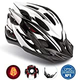 Basecamp Specialized Bike Helmet with Safety Light,Adjustable Cycling...