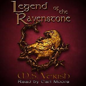 Legend of the Ravenstone Audiobook