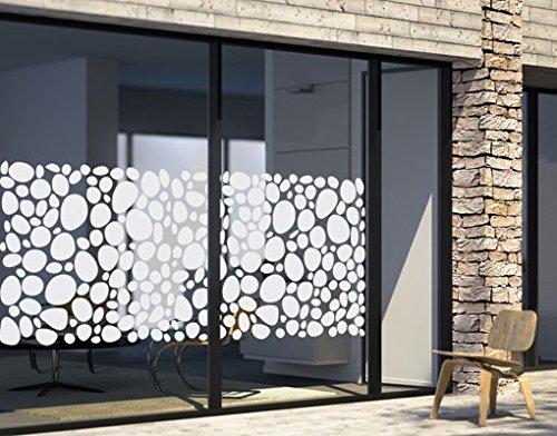 Apalis Fensterfolie Sichtschutzfolie Kieselsteine I Glas-Aufkleber Frosted Frosted Frosted 60 x 140cm B00V44SEFY Fensterbilder 3179ff
