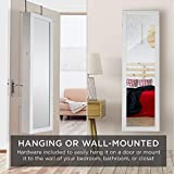 Best Choice Products Full Length Hanging Mirror