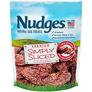 Nudges Simply Sliced Made with Real Beef, 9 oz