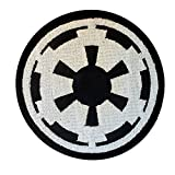 Star Wars Galactic Empire Insignia Imperial Logo Embroidered Sew/Iron on Patch