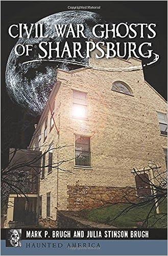 Book Civil War Ghosts of Sharpsburg (Haunted America)