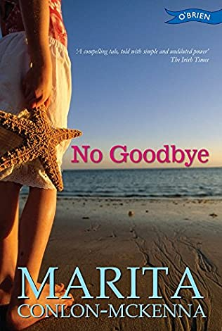 book cover of No Goodbye