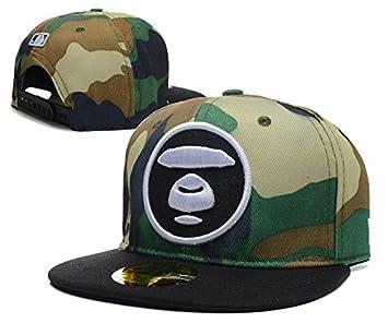 New Summer AAPE BY A BATHING APE Aape Bape Snapback adjustable cap hats 11 2512794362c