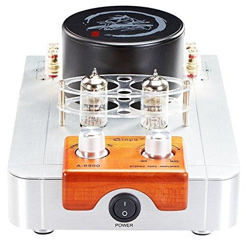 Qinpu A-6500 Desktop Vacuum Tube Hi-Fi Amplifier Qinpu