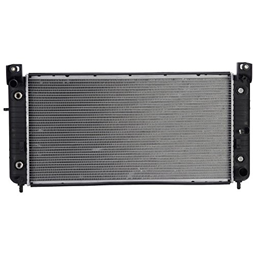 - Affordable Radiators 2370 Fits Cadillac Escalade EXT Yukon Sierra Avalanche Radiator 02-13 6.0 V8