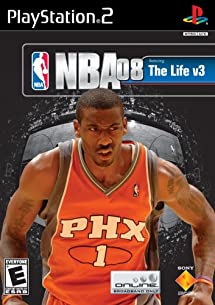 NBA 08: The Life v3 - PlayStation 2