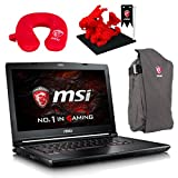 MSI GS43VR Phantom Pro-006 (i7-6700HQ, 32GB RAM, 1TB SATA SSD + 1TB HDD, NVIDIA GTX 1060 6GB, 14