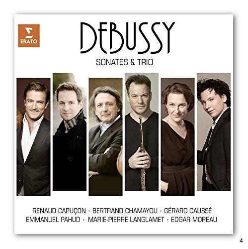 Debussy: Sonatas & Trios (Chamber Trio)