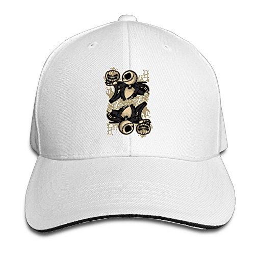 Karoda Jack Of Pumpkin Nightmare Sandwich Hunting Peak Hat & Baseball Cap -