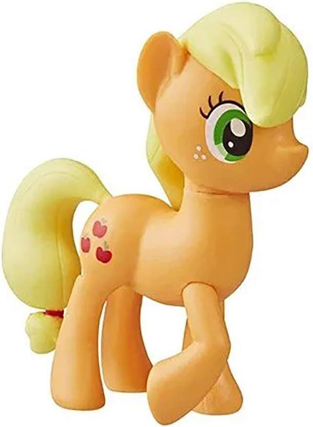 My Little Pony Toys Meet The Mane Applejack Classic Figure
