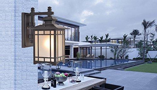 Impermeabile parete esterna lampada parete lampada balcone