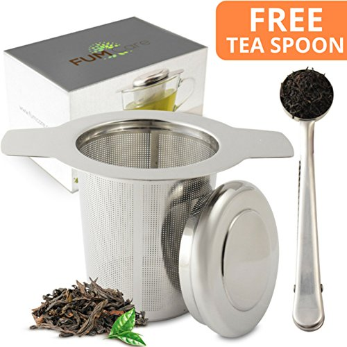 SALE ! Tea Infuser - LUXURY 304 Stainless - Tea Cup With Strainer
