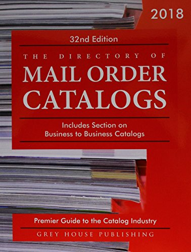 Mail Order Catalog - The Directory of Mail Order Catalogs 2018