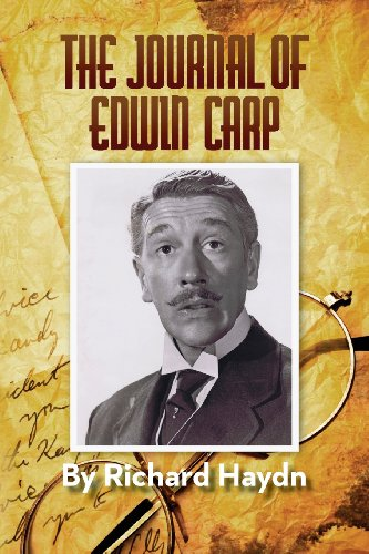 The Journal Of Edwin Carp by Richard Haydn