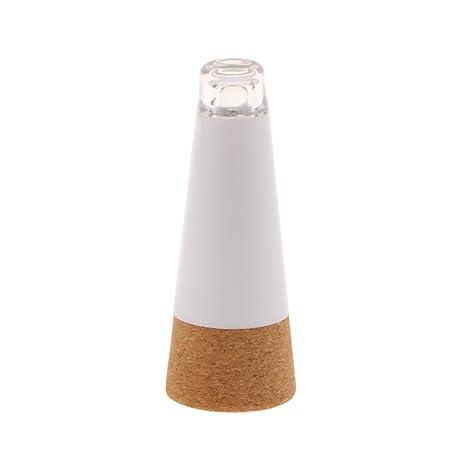 Forme Bouteille Veilleuse Magideal Lampe Plastiquebois En De Led 8NyvO0mnwP