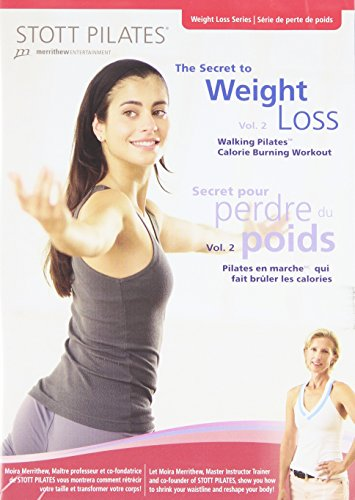 STOTT PILATES The Secret to Weight Loss Volume 2 (English/French)