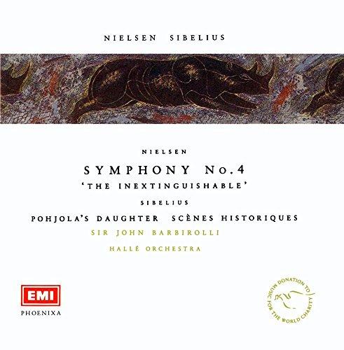 (Phoenixa Series- Nielsen, Sibelius: Orch Works / Barbirolli)