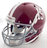 "ALABAMA CRIMSON TIDE Football Helmet Nameplate ""BAMA"" Decal/Sticker"