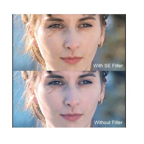 Cavision 6x6 Skin Tone Enhancer #1 Glass Filter