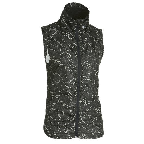 Extra Small Black Color (Under Armour Women's Storm Layered Vest( COLOR: Black, WOMENS SIZE:Extra Small ))