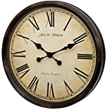 Fox and Simpson Grand Central Station Extra Large 50cm/20-Inch Wall Clock