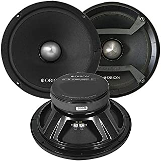 Sale Off New Pair of Orion Cobalt CM65 1000 Watt 4-Ohm Loud Car Audio High Efficiency Mid-Range Speakers