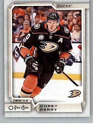 6bb6c1a8c Amazon.com  2018-19 OPC O-Pee-Chee Hockey  490 Corey Perry Anaheim ...