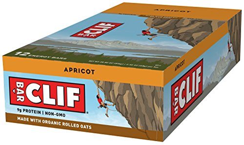 722252100702 - Cliff Bar Clif Bar, Og, Apricot, 2.40-Ounce (Pack of 12) ( Value Bulk Multi-pack) carousel main 0