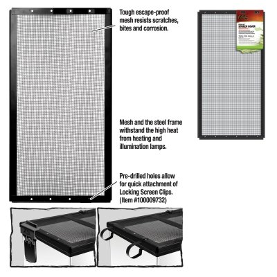 Metal Screen Cover