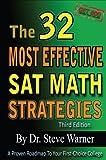 The 32 Most Effective SAT Math Strategies, Steve Warner, 1631226959