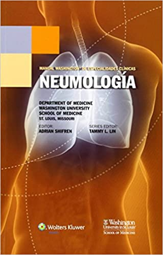 Manual Washington de Especialidades Clinicas. Neumologia