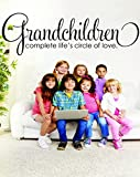Wall Decal Sale : Grandchildren Complete Life's Circle Of Love Family Grandmother Grandfather Grandma Grandpa Quote Size: 20 Inches X 40 Inches - 22 Colors Available