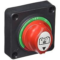 Interruptores de batería BEP 701S-PM - Montaje en panel 1-2-Ambos-apagado