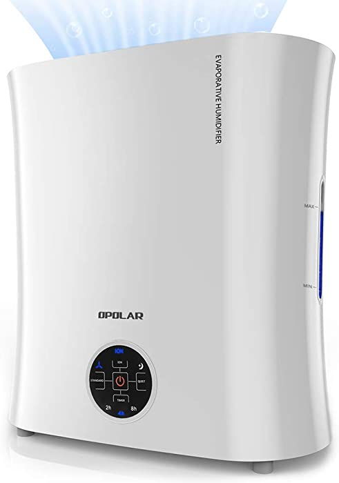 The Best Honeywell Hcm350w Germ Free Cool Mist Humidifier White