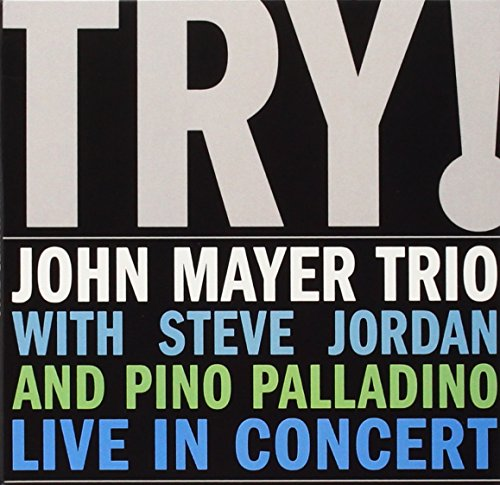 CD : John Mayer - Try (CD)