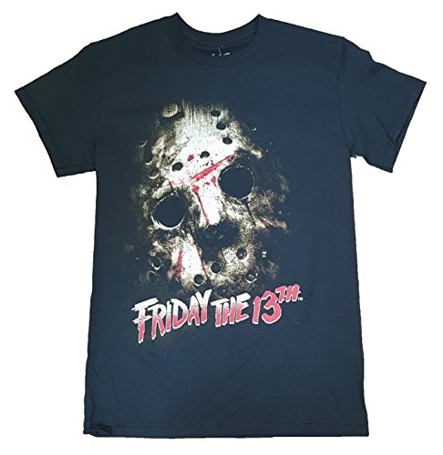 Friday the 13th Jason Mask Graphic T-Shi - 13th T-shirt Tee Shopping Results