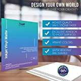 Premium Printable Vinyl Sticker Paper for Your