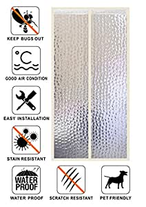Liveinu Magnetic Thermal Insulated Door Curtain For Air