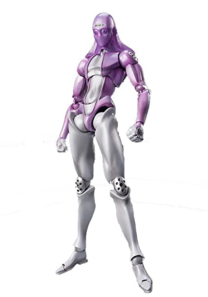 Medicos JoJo's Bizarre Adventure: Part 5--Golden Wind: Moody Blues Super  Action Statue