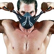 FDBRO Sports mask high Altitude Elevation Simulation-Running、Cycling、Cardio、Fitness Endurance Training Hypoxic