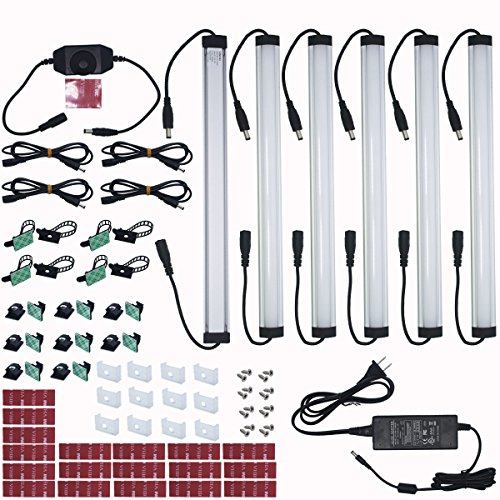 under cabinet lighting kit hardwired