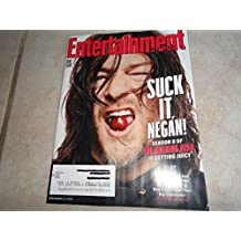 Entertainment Weekly Magazine (January 19, 2018) The Walking Dead Norman Reedus Cover