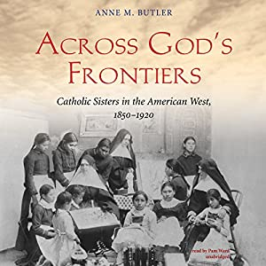 Across God's Frontiers Hörbuch